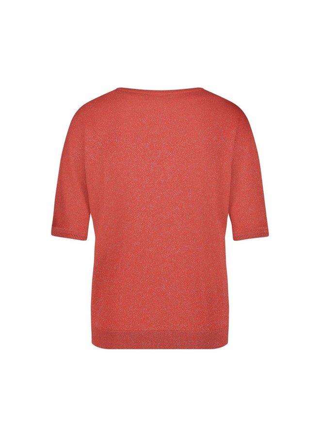 T-Shirt - Tilly / Spicy Orange