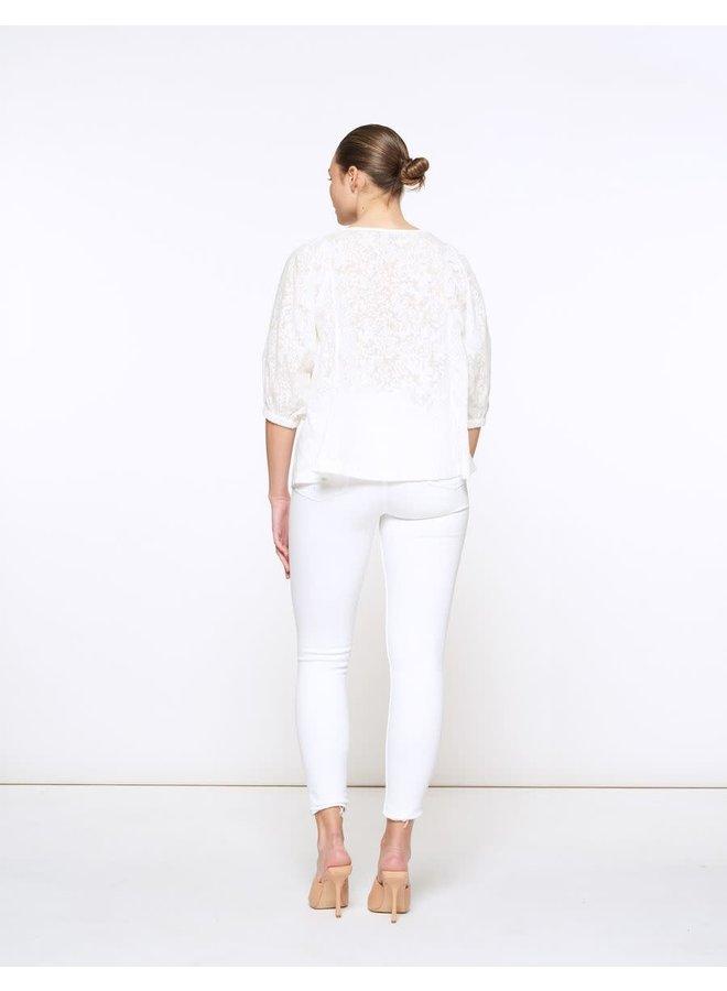 Blouse - Brenna / White