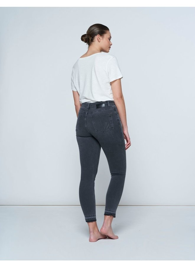 Jeans - Pippa - Ruffle / Anthracite