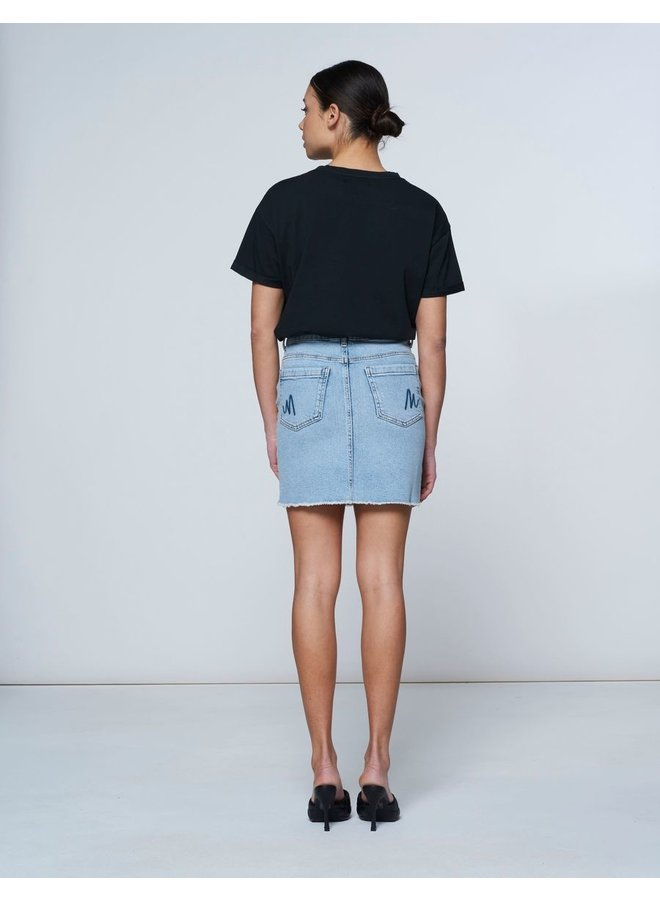 T-Shirt - Tasha / Anthracite