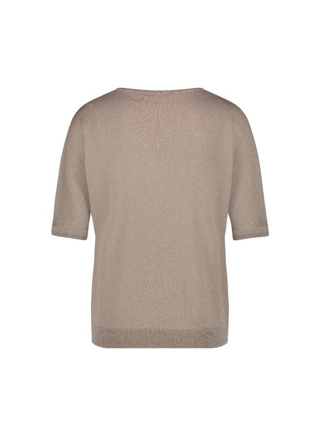 T-Shirt - Tilly / Oyster