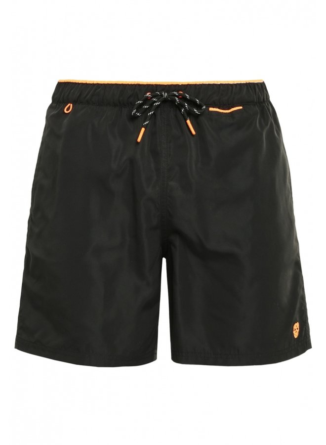 Zwemshort - Wettos / Black - Orange