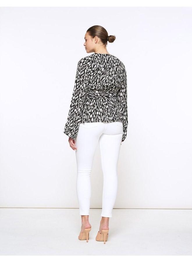 Jeans - Pippa / White