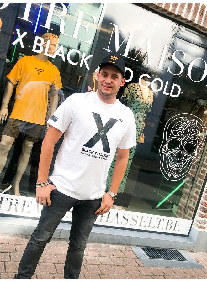 T-Shirt - Bigixus - White