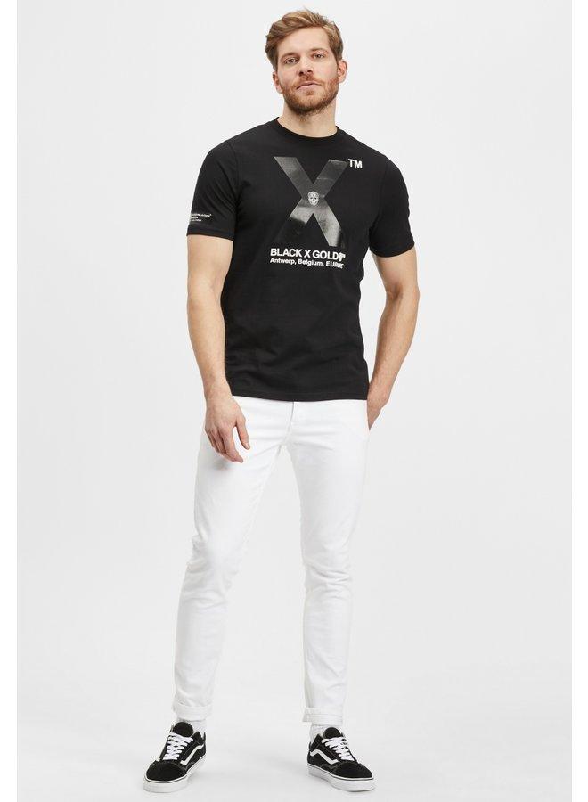 T-Shirt - Bigixus / black