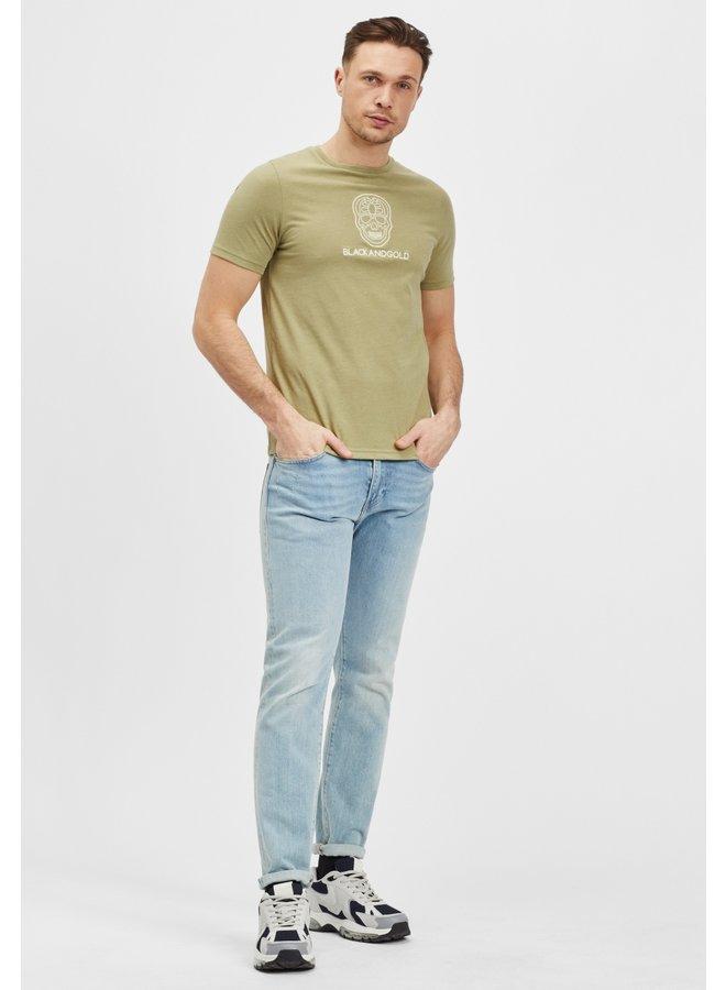 T-Shirt-puros/khaki