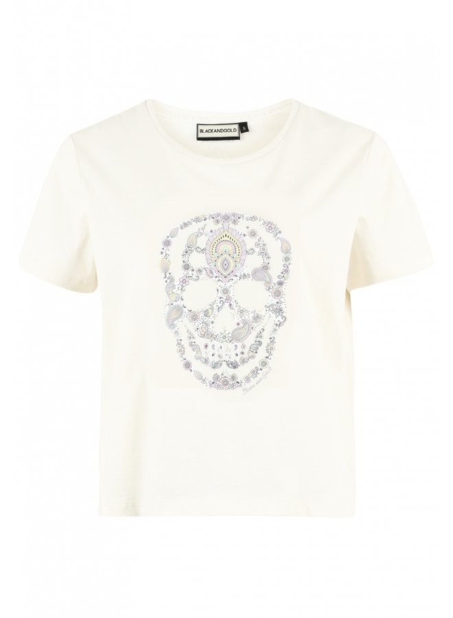 T-Shirt-Peslinati-off white