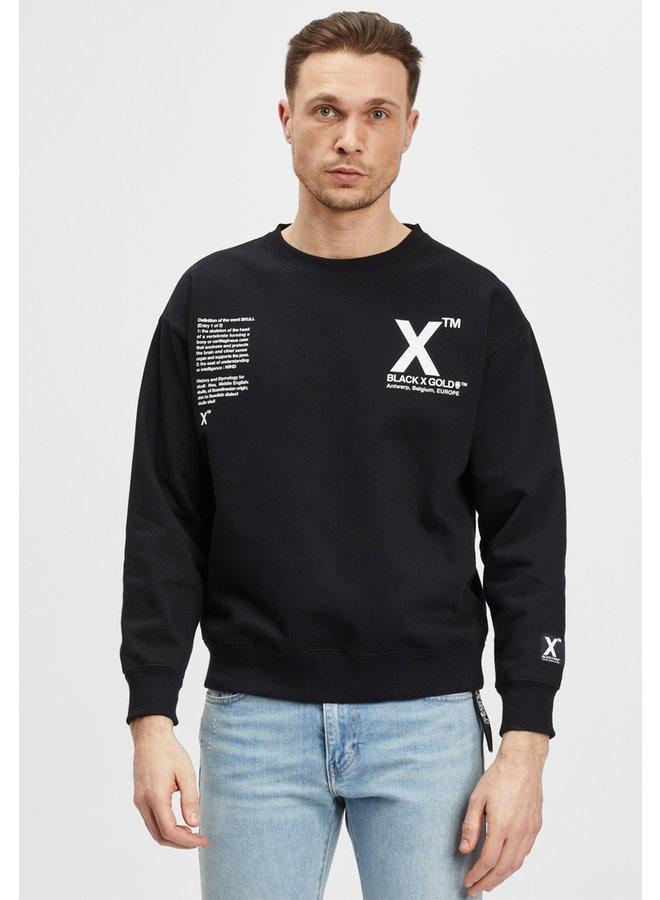 Sweater-Paosus/Black