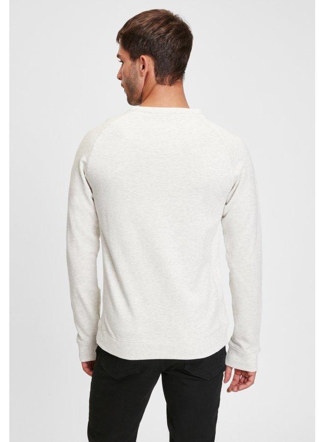 Sweater Raglas/Marshmellow Melange