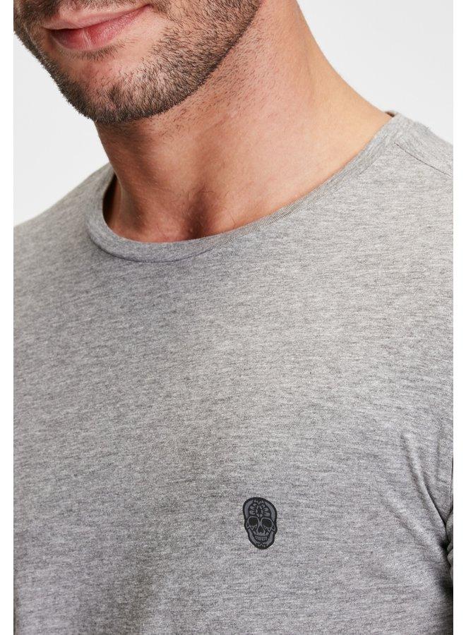 T-Shirts Three Pack Lounge Tee/Grey/ White/Black