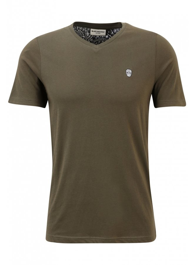 T-Shirt - Vourtanos / Forest Night