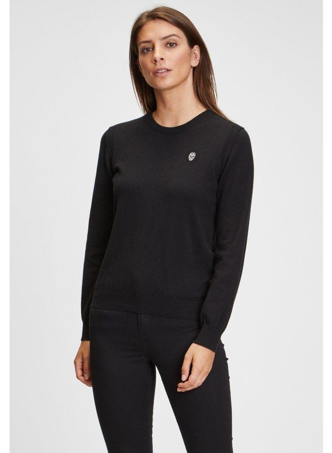 Sweater - Mutsia / Black