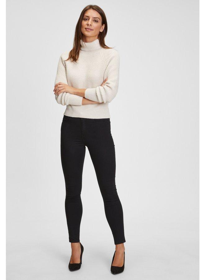 Sweater - Maniu / Marshmallow Melange