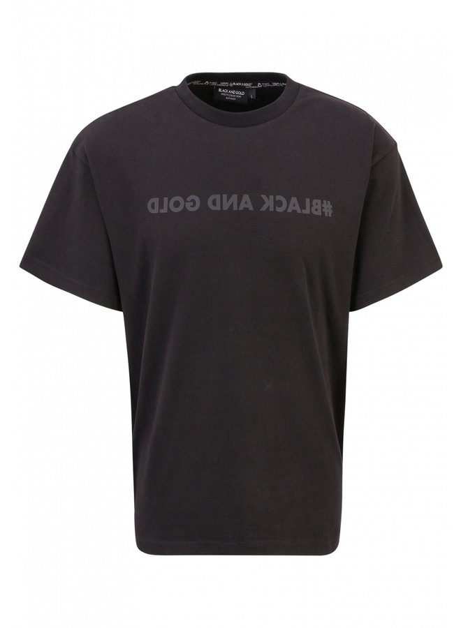 T-Shirt - Keizer / Black
