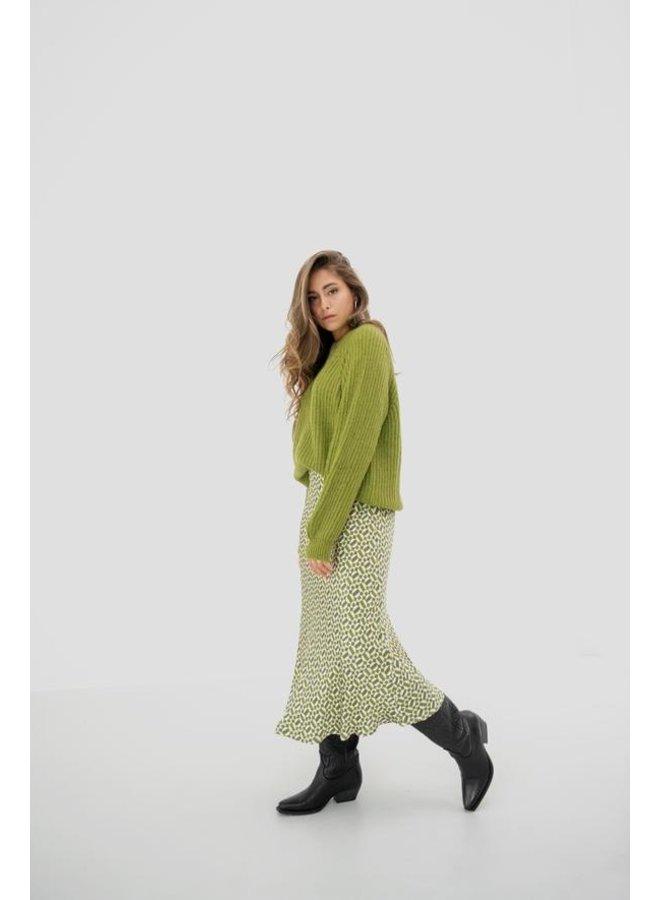 Hetty - Olive Green