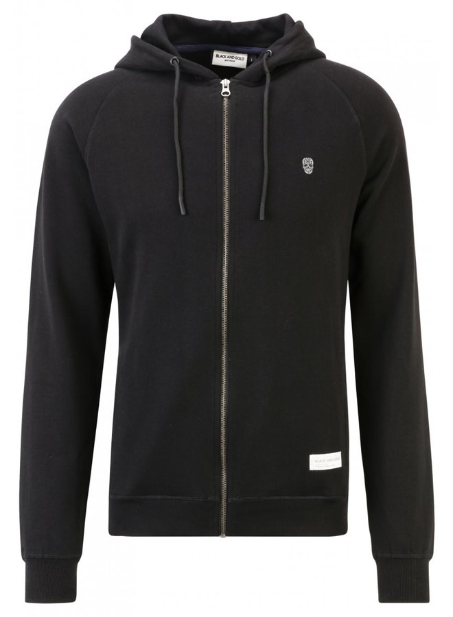 Vest - Hoodos / Black