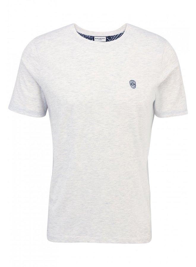 T-Shirt - Furtos / Marshmallow Melange