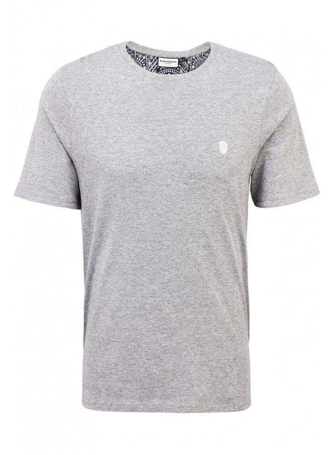 T-Shirt - Furtos / Medium Grey Heather