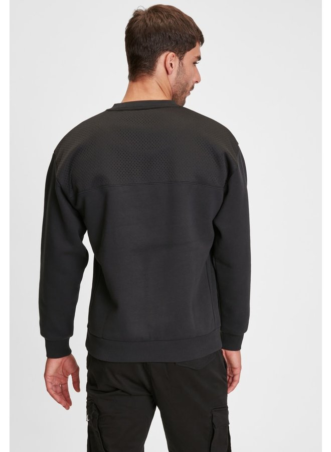 Sweater - Leopold / Black