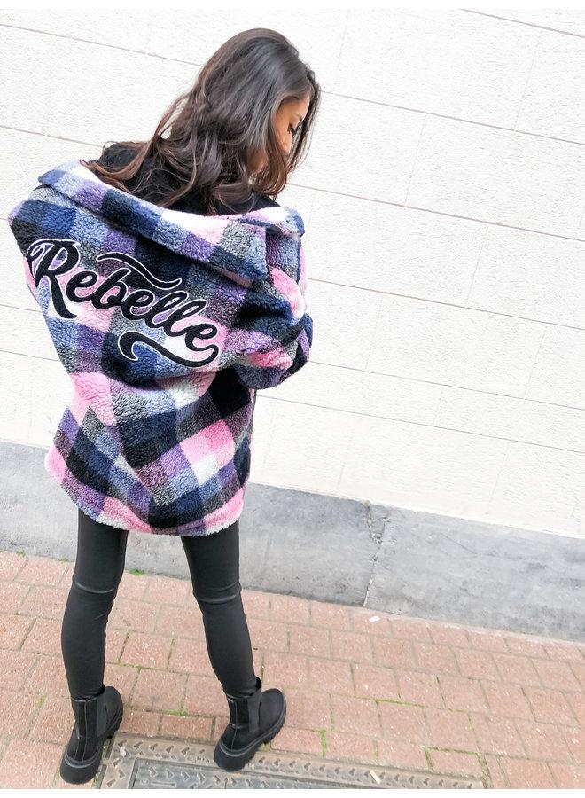 Jas - Stella Rebelle Teddy / Pink