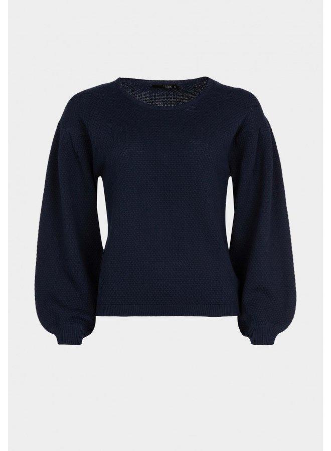 Sweater - Barbie / Dark Blue