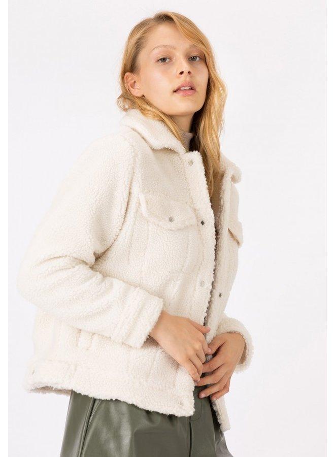 Jas - Teddy Kodiak / Off White