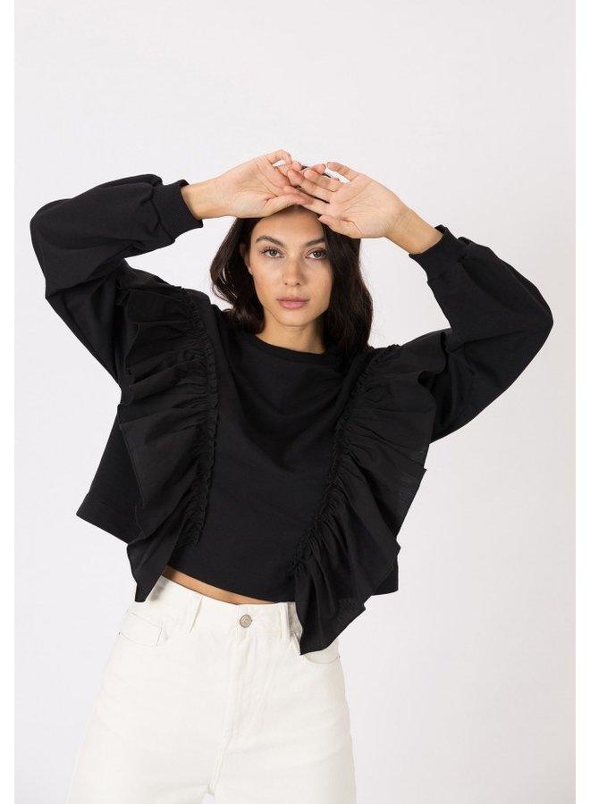 Sweater - Kiss / Black