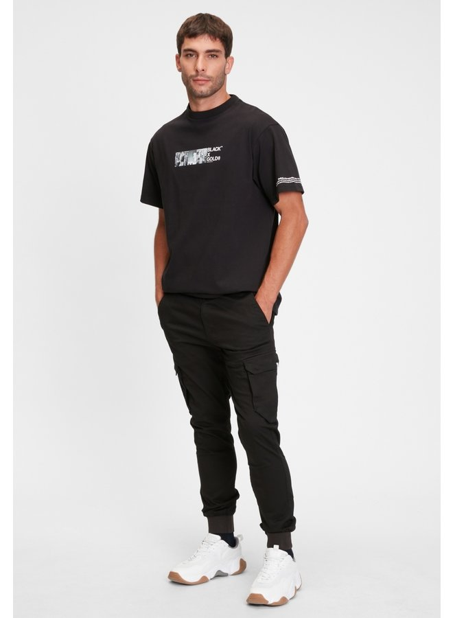 T-Shirt - Pixus / Black