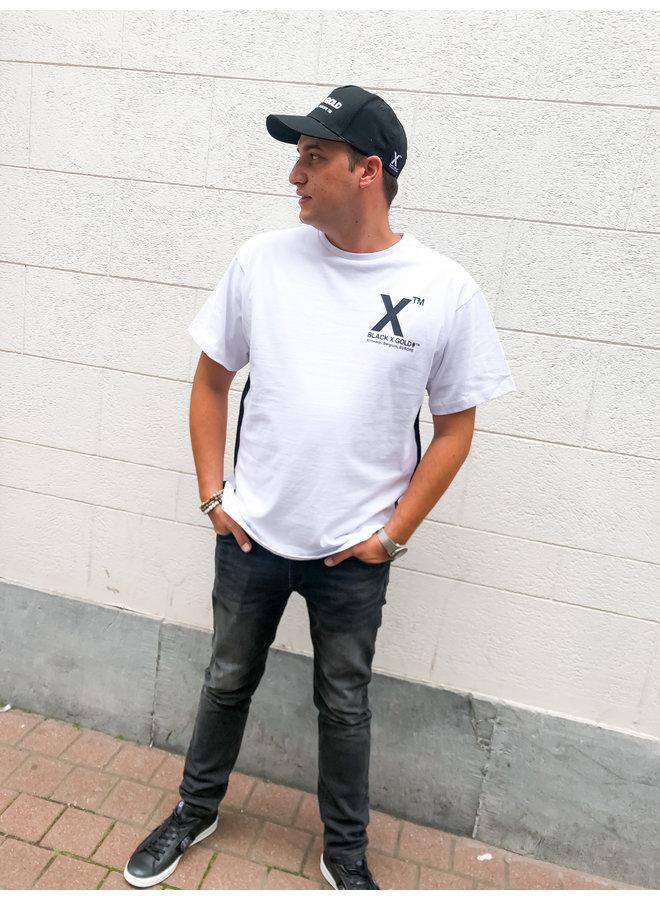 T-Shirt - Chainus / White