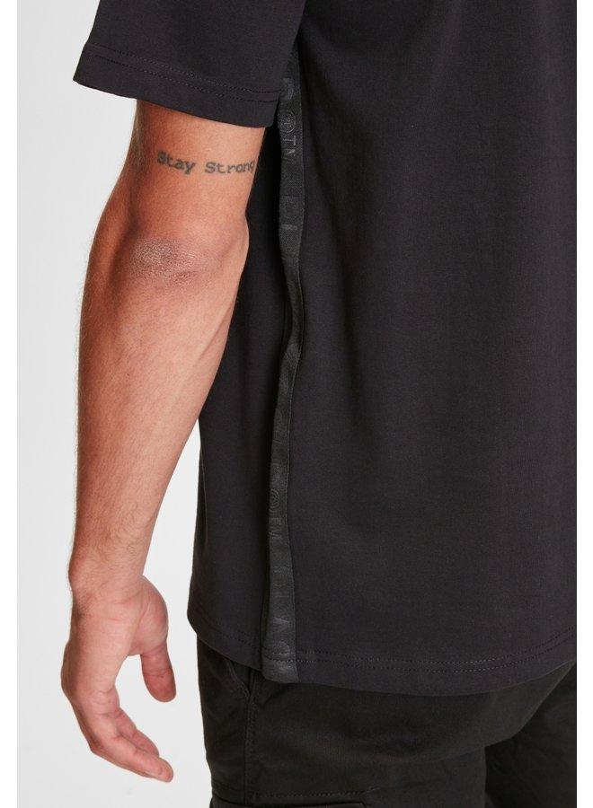 T-Shirt - Chainus / Black