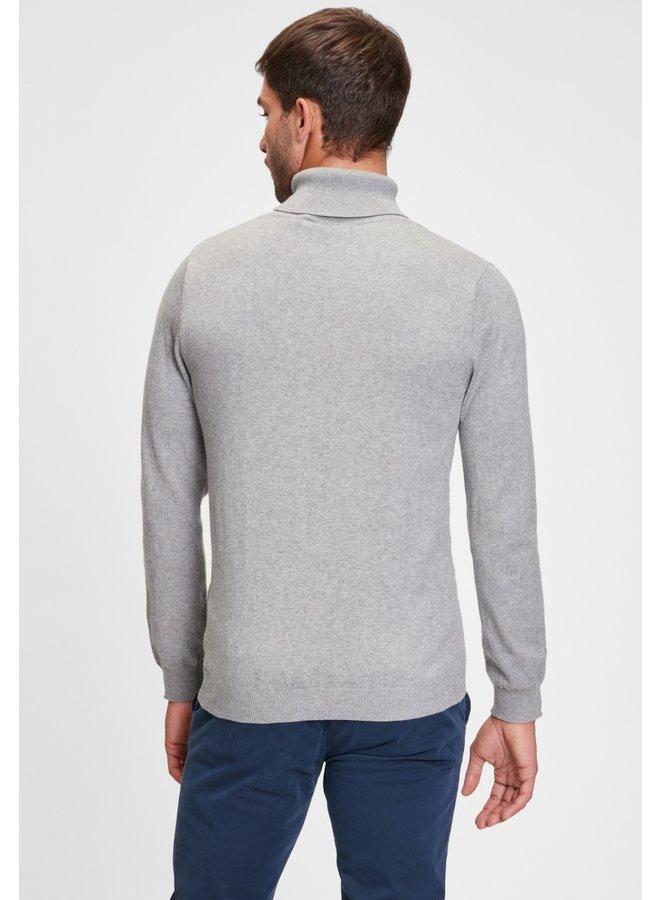 Sweater - Rollos / Medium Grey Heather