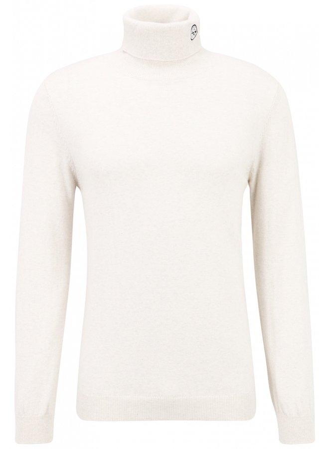 Sweater - Rollos / Marshmallow Melange