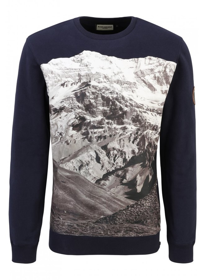Sweater - Aconcagua / Mood Indigo