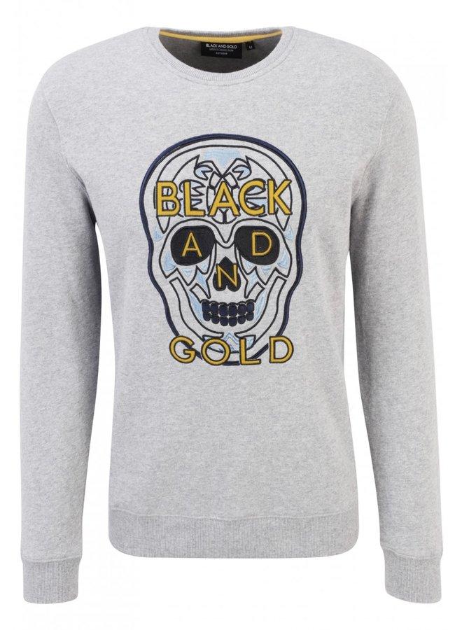 Sweater - Craneo / Medium Grey Heather