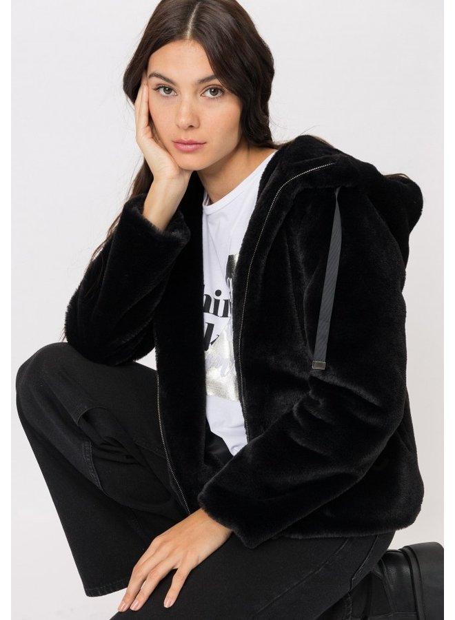 Jas - ikaia Fluffy / black