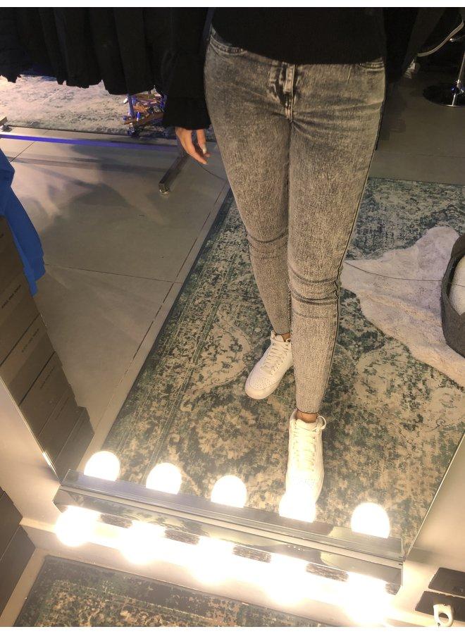 Jeans - Boddy Curve Skinny / Grey