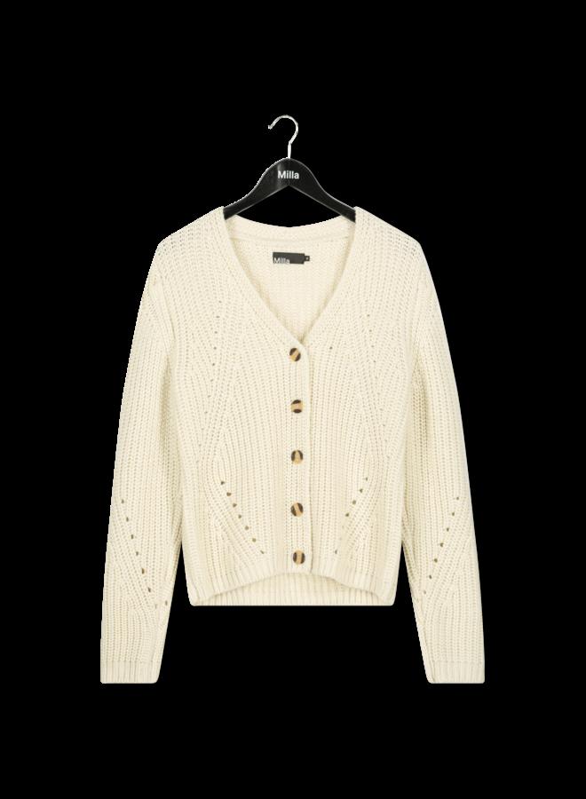 Sweater - Sara / Winter White