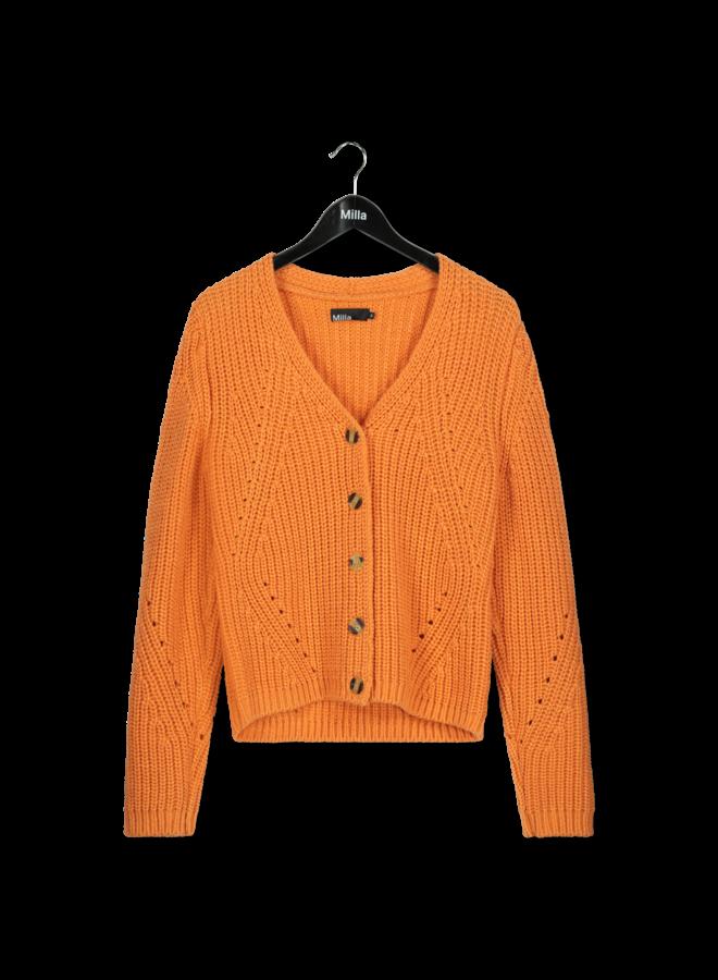 Sweater - Sara / Autumn Sunset