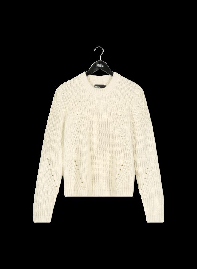 Sweater - Sandy / Winter White