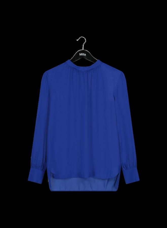 Blouse - Belen / Royal Blue