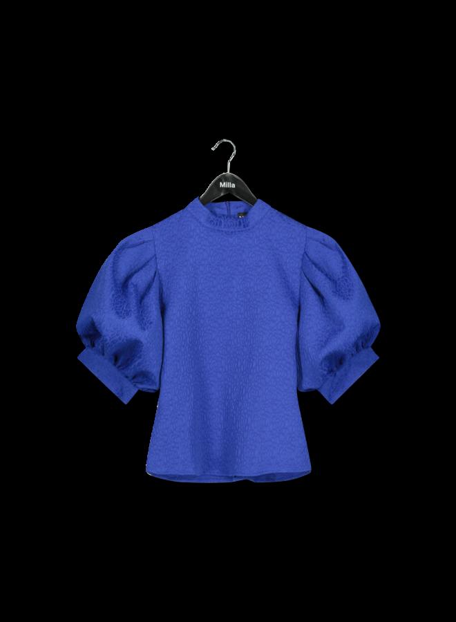 Blouse - Baily / Royal Blue
