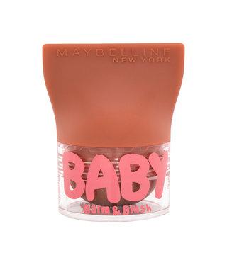 Maybelline Maybelline - Baby Lips Balm & Blush - 06 Shimmering Bronze