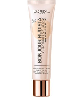 Loreal Loreal - Bonjour Nudista - BB cream 12ml - Light