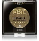 Loreal Loreal - Crushed Foil Metallic Eyeshadow - 22 Crushed Stone