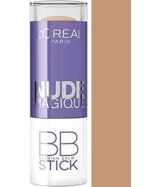 Loreal Loreal - Nude Magique BB Stick - Medium to Dark