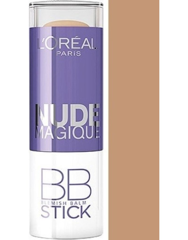 Loreal Loreal - Nude Magique BB Stick - Medium to Dark
