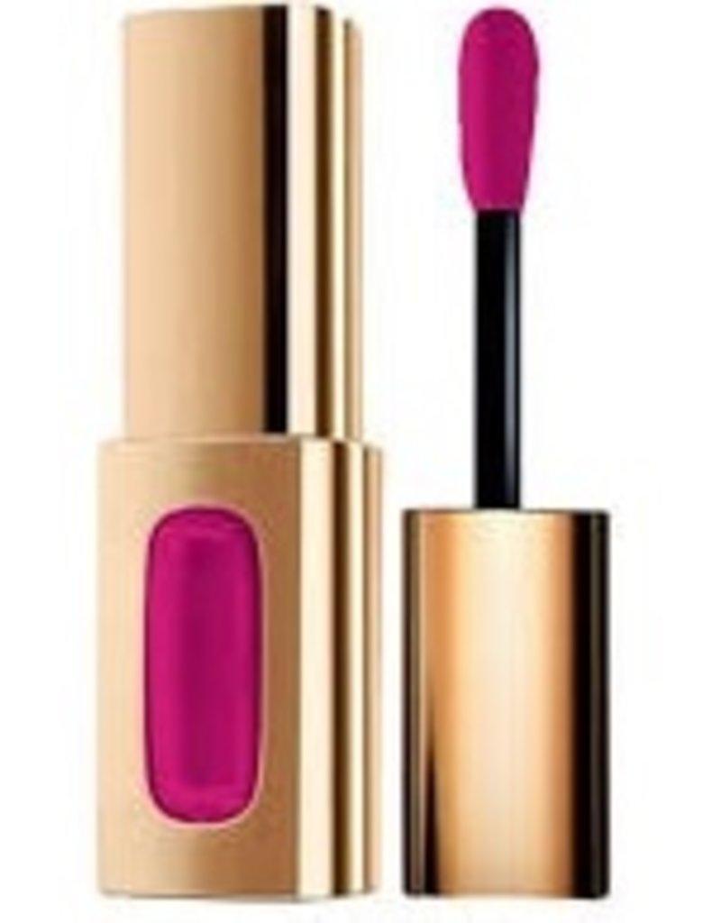 Loreal Loreal - Color Riche Extraordinaire Liquid Lipstick - 401 Fuchsia Drama
