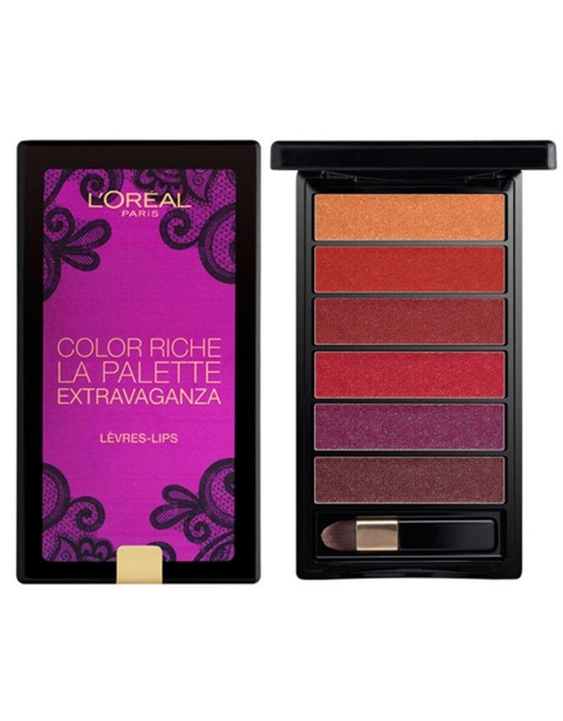 Loreal Loreal - Color Riche - La Palette - Extravaganza
