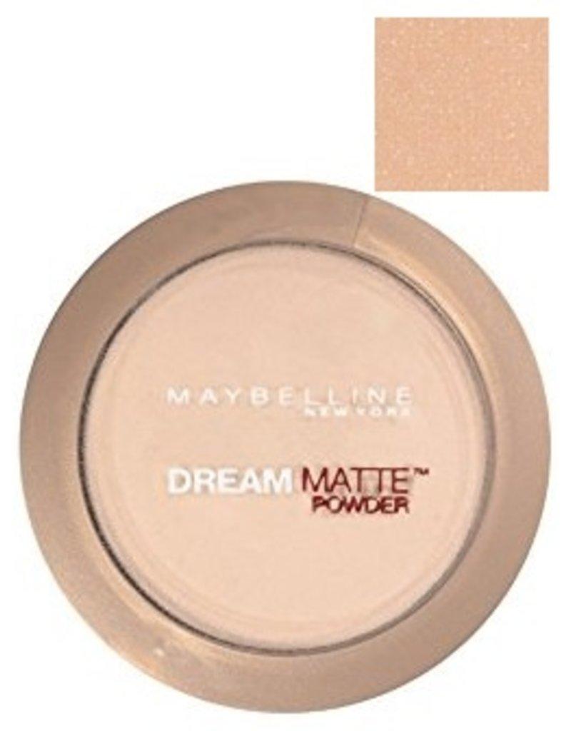 Maybelline Maybelline - Dream Matte Powder - Poeder - 05 Apricot Beige