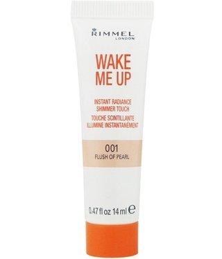 Rimmel  Rimmel - Wake Me Up Shimmer Touch - 001 Flush of Pearl